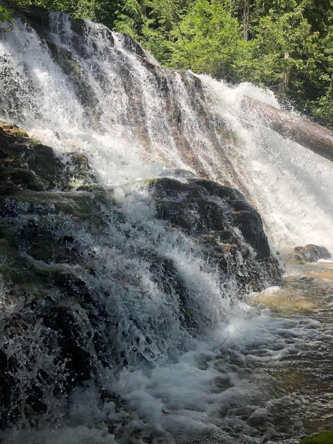 Majestic Moses Falls